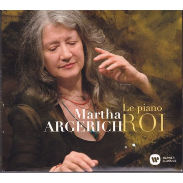 Martha Argerich / Le piano Roi / 3 CD NOWA