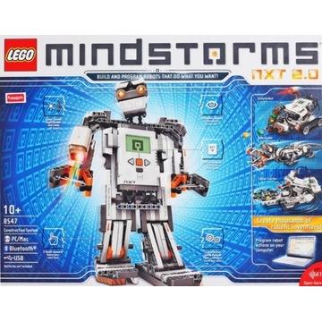 Lego 8547 Mindstorms. Nxt 2.0. Stan idealny.
