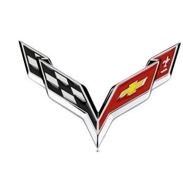 Emblemat Chevrolet Corvette Camaro Cruze Malibu