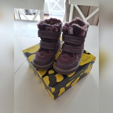 Buty śniegowce Lurchi 23 Jaufen-Tex dziecięce