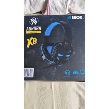 Słuchawki IBOX Aurora X8