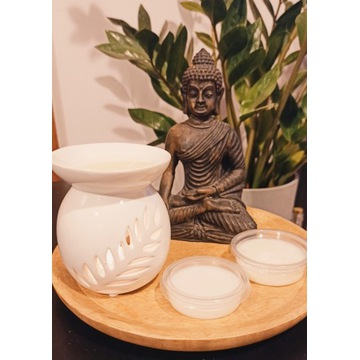 Miękki wosk zapachowy - świeży bambus 15gram