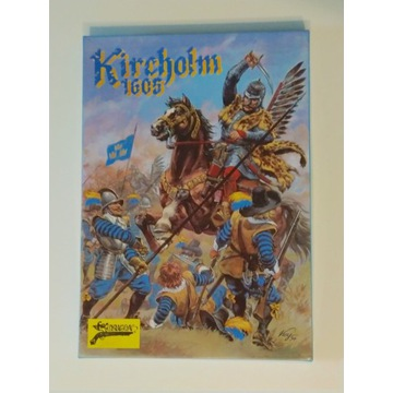 Kircholm 1605 gra nieużywana, niekompletna Dragon