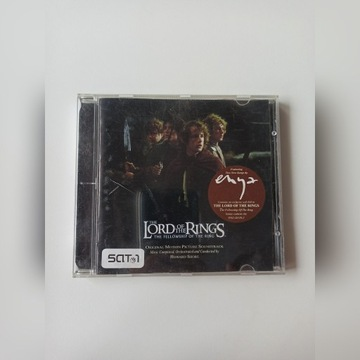 Płyta CD - Lord of the Rings - Soundtrack Enya