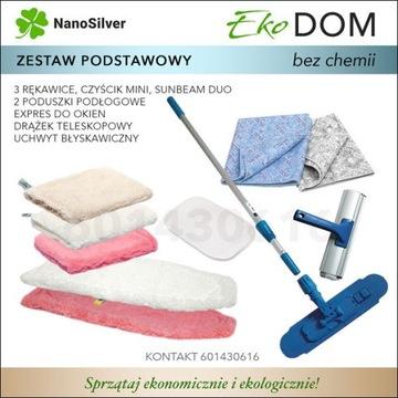 Raypath Zestaw do sprzątania podstawowy & GRATIS