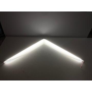 Lampa led 230v narożna 200 zł