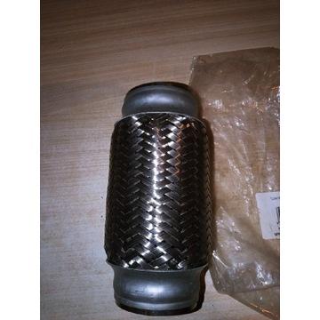 Łącznik elastyczny wydechu ,tłumnik drgań 55x150