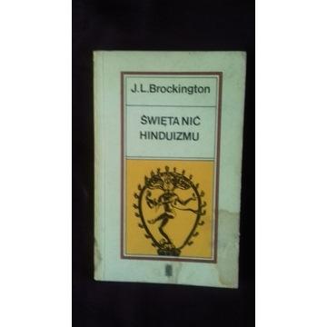 Święta nić hinduizmu J. L . Brockington