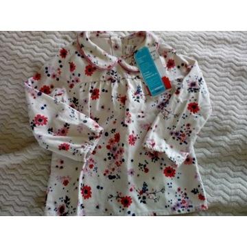 Tunika, bluzka sukienka dla dziewczynki rozm. 98