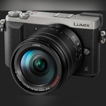 Aparat Panasonic Lumix DMC GX80 +14-42mm- OKAZJA!
