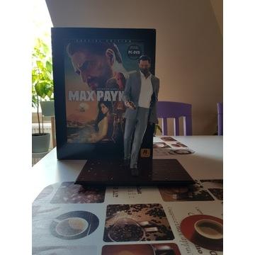 Max Payne Figurka - Kolekcjonerska - Stan idealny,