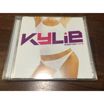 Kylie, Greatest Hits, Double CD, 2CD