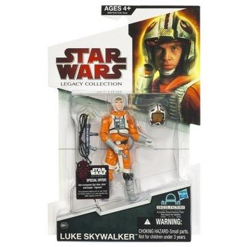 Figurka STAR WARS Luke Skywalker Legacy Coll. BD51
