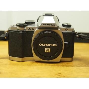 Olympus OM-D E-M10 Mark I - Błąd zasilania!