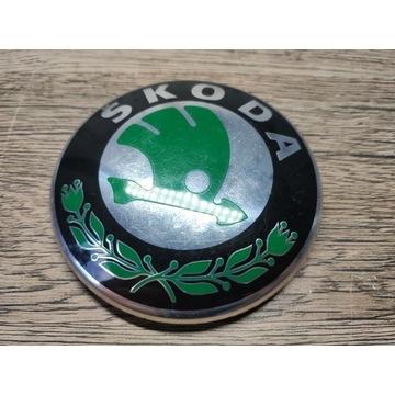 Emblemat Skoda Superb II Oryginał Nowy 3T0853621A