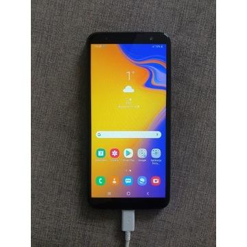 Samsung Galaxy J6 + Plus + Etui Dual Sim