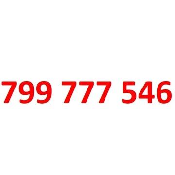799 777 546 starter play złoty numer 7777