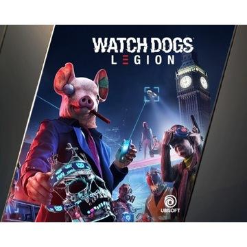 WATCH DOGS LEGION PC | Klucz Dostępowy