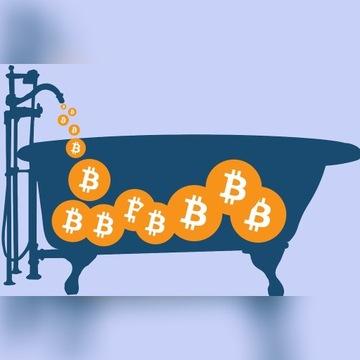 Koparka BITCOIN / Bez inwestycji / Kopanie BTC