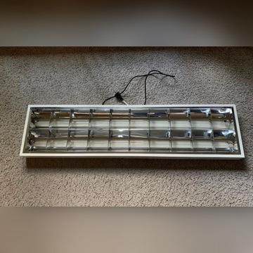 Lampa bakteriobójcza 2 x 36 W UVC