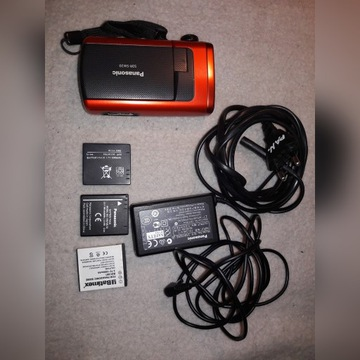 Kamera Panasonic SDR SW20 EP-R