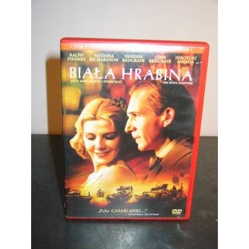 BIAŁA HRABINA DVD