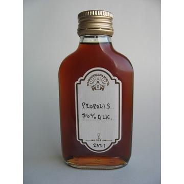 Propolis 70% alkoholu bioaktywny 100ml