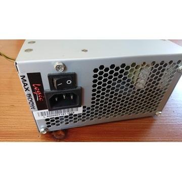 Zasialacz PC LOGIC 500W