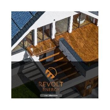 Dach kompletny: PV od Revolt Energy i Blachotrapez