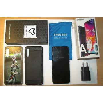 Samsung Galaxy A70 gwarancja+ubezpieczenie