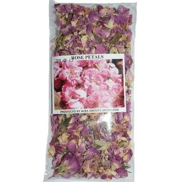 Płatki róży damasceńskiej 25G