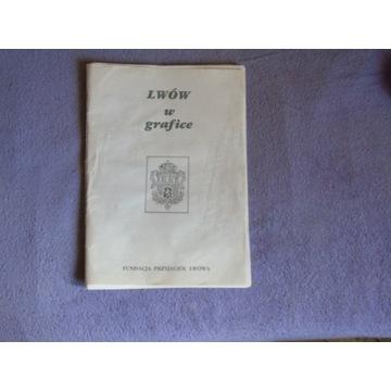 Lwów w grafice, autor Witold Szolginia, 44 graf