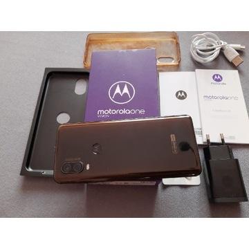 Motorola One Vision Dual SIM NFC - 100%