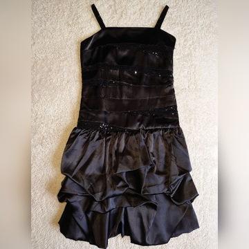 Wizytowa sukienka firmy KappAhl rozmiar 146