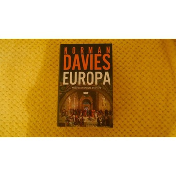 "Norman Davies ""Europa"""