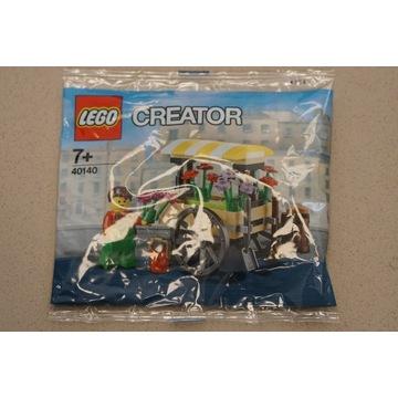 Kolekcjonerski zestaw Lego 40140 MISB