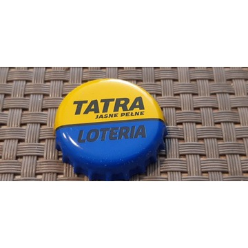 Kapsel Tatra Loteria 76 NOWOŚĆ