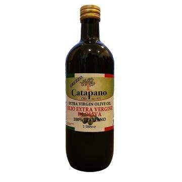 Włoska Oliwa 100% Extra Vergine niefiltrowana 1l