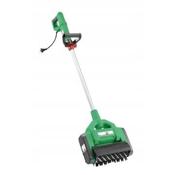 Szczotka X-Brush Gartenmeister do czyszczenia bruk