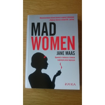 JANE MAAS MAD WOMEN | AGENCJE REKLAMOWE MARKETING