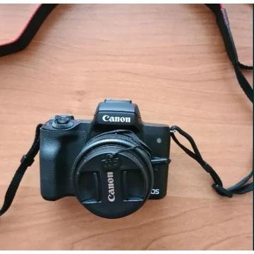 Canon M50 + dodatki
