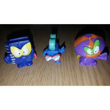 Figurki super zings