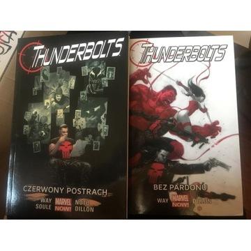 Thunderbolts, Bez Pardonu Czerwony Postrach Marvel