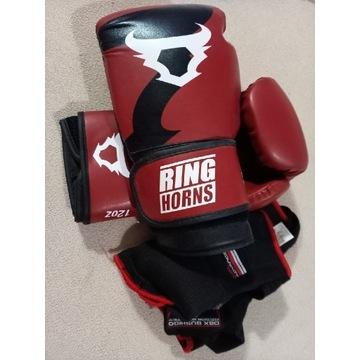 Rękawice bokserskie RingHorns 12oz +dbx bushido
