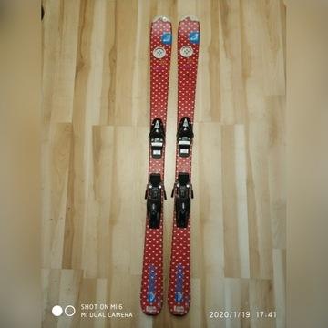 Dziewczęce narty ROXY 130