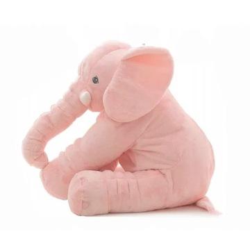 Przytulanka pluszak do snu różowy 60cm