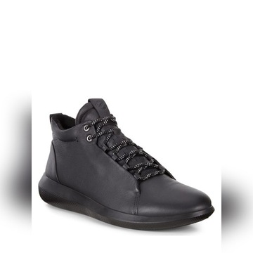 Ecco Scinapse r.44 Skórzane buty High NOWE