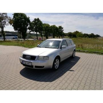 Audi A6 2.5 TDI 2002rok