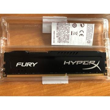 Pamięć HyperX DDR3,8 GB,1866MHz, CL10 HX318C10FBK2