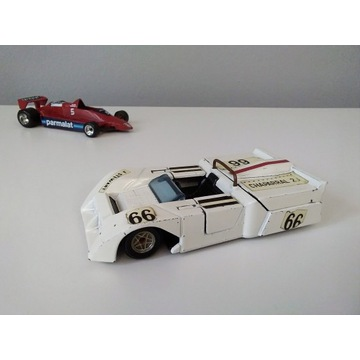 Chaparral 2J POLITOYS Made in Italy 1:43 J.Stewart